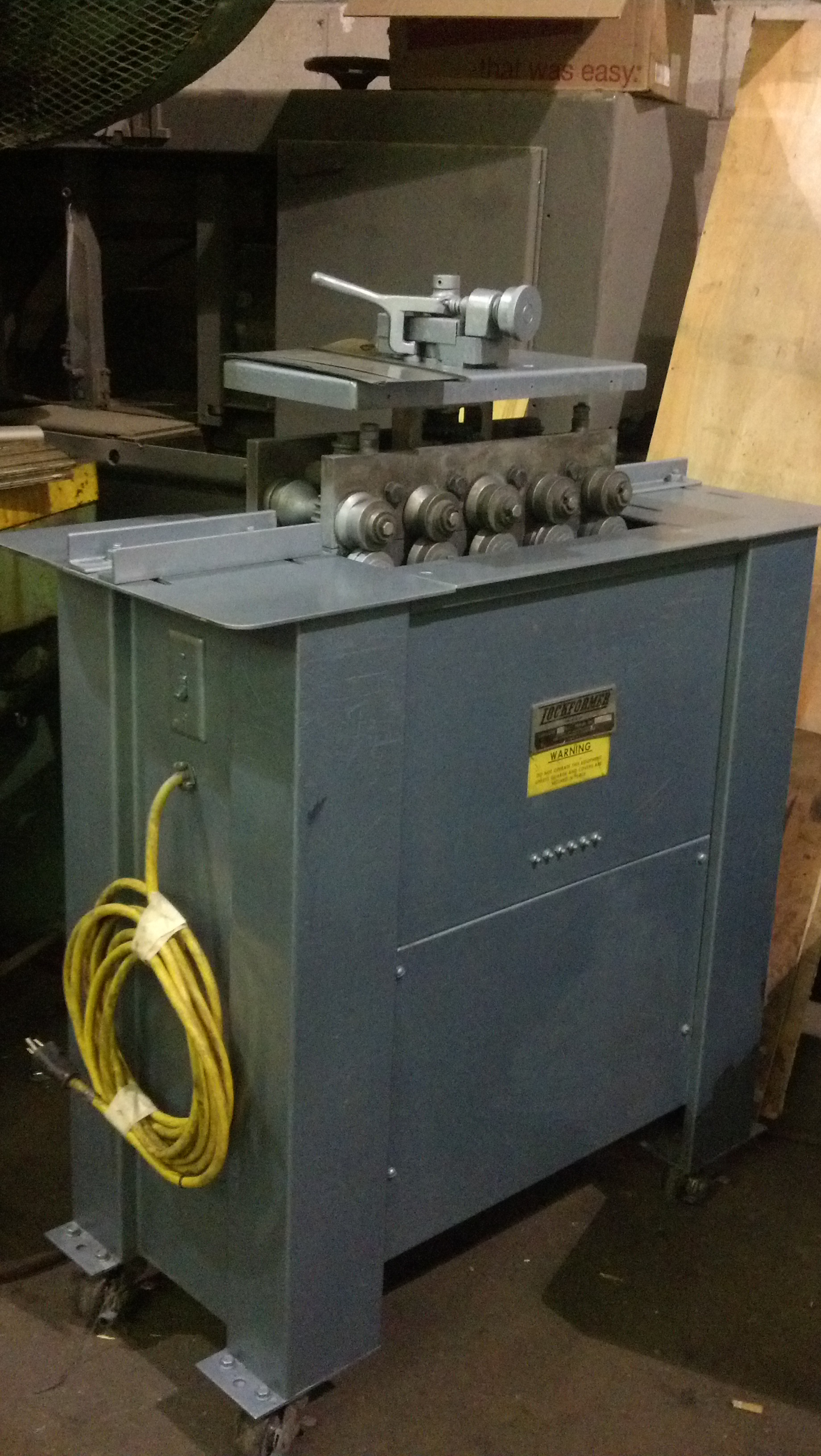 used pittsburgh machine for sale